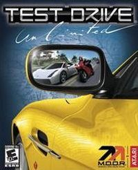 Game Box for Test Drive Unlimited (PC)