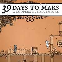 Game Box for 39 Days to Mars (PC)