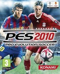 Game Box for Pro Evolution Soccer 2010 (PC)