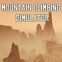 Okładka Mountain Climbing Simulator (PC)