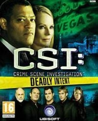 Okładka CSI: Deadly Intent (PC)