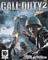 Game Box for Call of Duty 2 (PC)