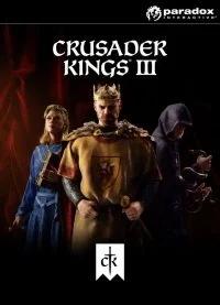 Crusader Kings III (PC cover