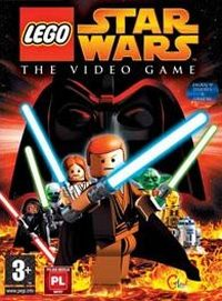 Okładka LEGO Star Wars (PC)