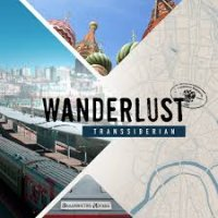 Game Box for Wanderlust: Transsiberian (PC)