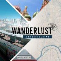 Okładka Wanderlust: Transsiberian (AND)