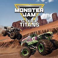 Game Box for Monster Jam: Steel Titans (XONE)