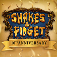 Game Box for Shakes and Fidget (WWW)