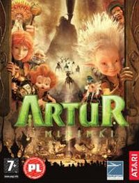 Game Box for Arthur and the Invisibles (PC)