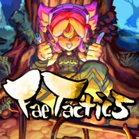 Game Box for Fae Tactics (PC)