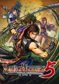 Game Box for Samurai Warriors 5 (PS4)