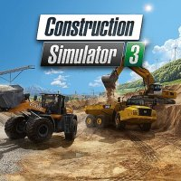 Game Box for Construction Simulator 3: Console Edition (PS4)