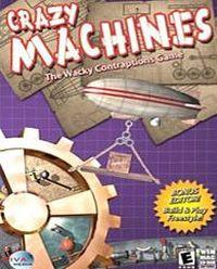 Okładka Crazy Machines (Wii)