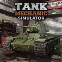 Okładka Tank Mechanic Simulator (PC)