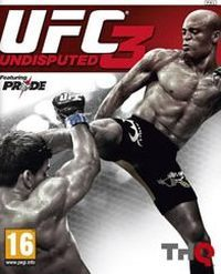 Game Box for UFC Undisputed 3 (PS3)