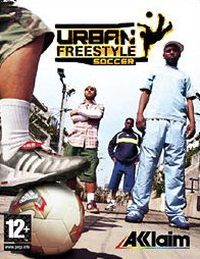 Game Box for Urban Freestyle Soccer (GCN)