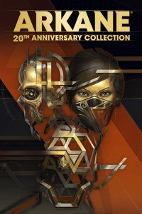 Game Box for Arkane Anniversary Collection (XSX)