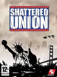Game Box for Shattered Union (XBOX)