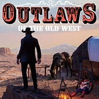 Game Box for Outlaws of the Old West (PC)