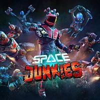 Okładka Space Junkies (PC)