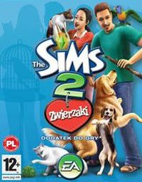 Game Box for The Sims 2: Pets (PC)