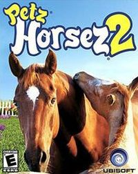 Game Box for Petz: Horsez 2 (NDS)