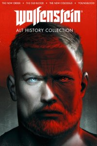 Game Box for Wolfenstein: Alt History Collection (XSX)