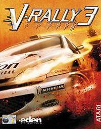Okładka V-Rally 3 (PC)
