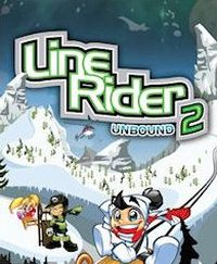 Game Box for Line Rider 2: Unbound (Wii)