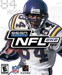 Game Box for NFL 2K2 (XBOX)