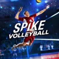 Game Box for Spike Volleyball (PS4)