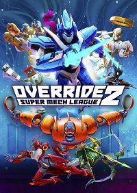 Okładka Override 2: Super Mech League (PS4)