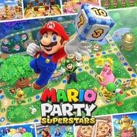 Okładka Mario Party Superstars (Switch)