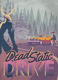 Okładka Dead Static Drive (PC)