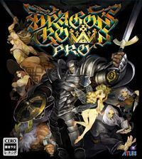 Dragon's Crown cover