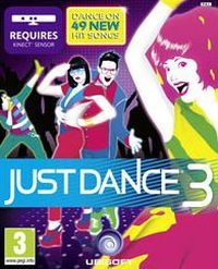 Okładka Just Dance 3 (Wii)