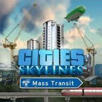 Okładka Cities: Skylines - Mass Transit (PC)