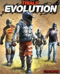 Okładka Trials Evolution (X360)
