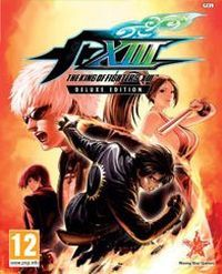 Game Box for The King of Fighters XIII (PC)
