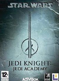 Game Box for Star Wars Jedi Knight: Jedi Academy (PC)
