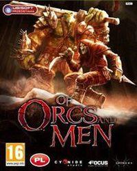 Okładka Of Orcs and Men (PS3)