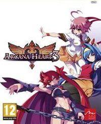 Okładka Arcana Heart 3 (X360)