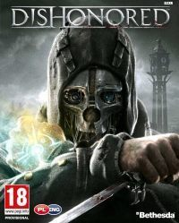 Game Box for Dishonored (PC)