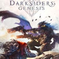 Game Box for Darksiders Genesis (PS4)