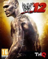 Okładka WWE '12 (X360)