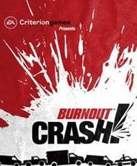 Okładka Burnout Crash! (X360)