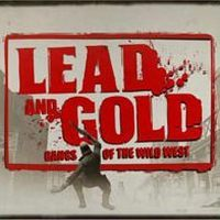 Okładka Lead and Gold: Gangs of the Wild West (PS3)