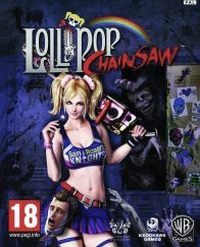 Okładka Lollipop Chainsaw (X360)