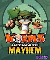 Okładka Worms Ultimate Mayhem (PC)