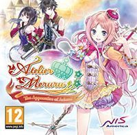 Okładka Atelier Meruru Plus: The Apprentice of Arland (PSV)